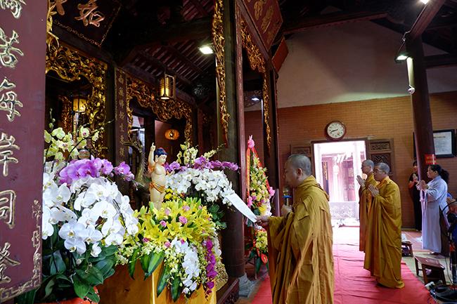 Lạng Sơn: Phật giáo tỉnh kính mừng Đại lễ Phật đản - Phật lịch 2564